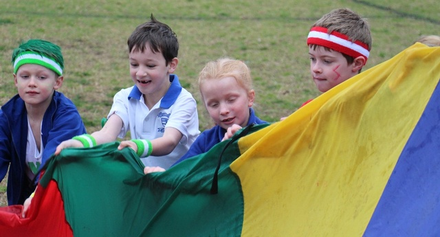 Athletics carnival 07