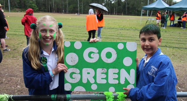 Athletics carnival 08