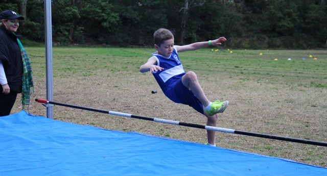 Athletics carnival 09