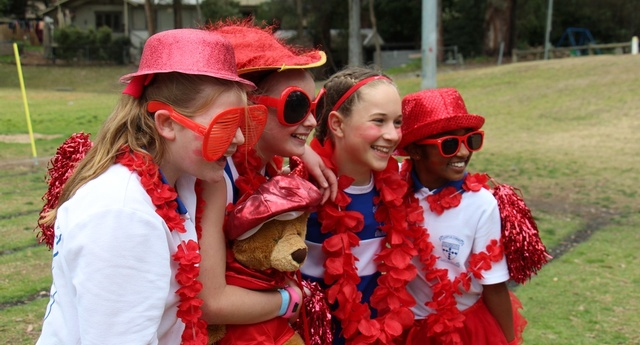 Athletics carnival 14