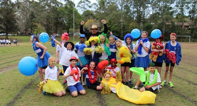 Athletics carnival 15