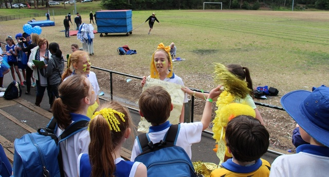 Athletics carnival 16